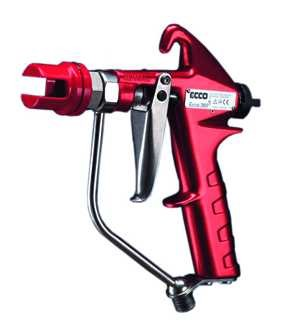 ESL 12/02 Manual airless and 2-mix spray guns