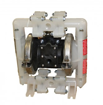 Ecco finishing product ecco flow pn15 is a lubrication free diaphragm pump with non freeze and non stalling air system the pump has modular design is easy to maintain and has ccuart Choice Image